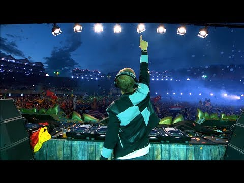 Armin van Buuren live at Tomorrowland 2017
