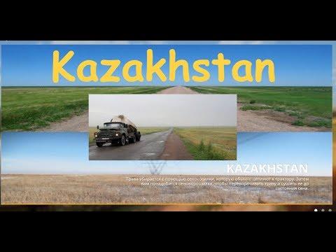 Обзор карты Казахстан для Farming Simulator 2019