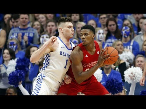 #3 Louisville Vs. #19 Kentucky 2019-12-28 (Full Game) ᴴᴰ
