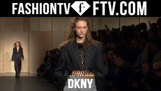 dkny f w 16 17 at new york fashion week   ftv com