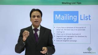 Email Marketing  - Tips