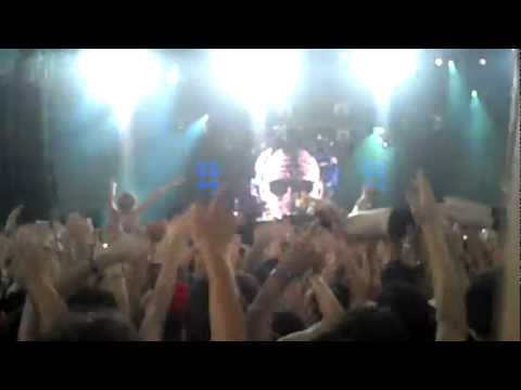 Afrojack @ Made In America Festival 2012: A few seconds of mayhem.