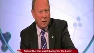 "Jim Allister - Easter Rising ""some foreign old grubby rebellion"""