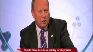 "Jim Allister - Easter Rising ""some foreign old grubby rebellion"""