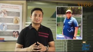 VLCC Real Star Rahul Barua Lost 50 Kgs