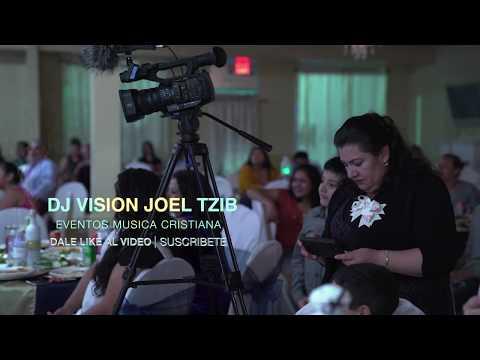 DJ VISION Joel Tzib