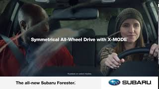 homepage tile video photo for 2019 Subaru Forester   Subaru Commercial   Muddy Windshield