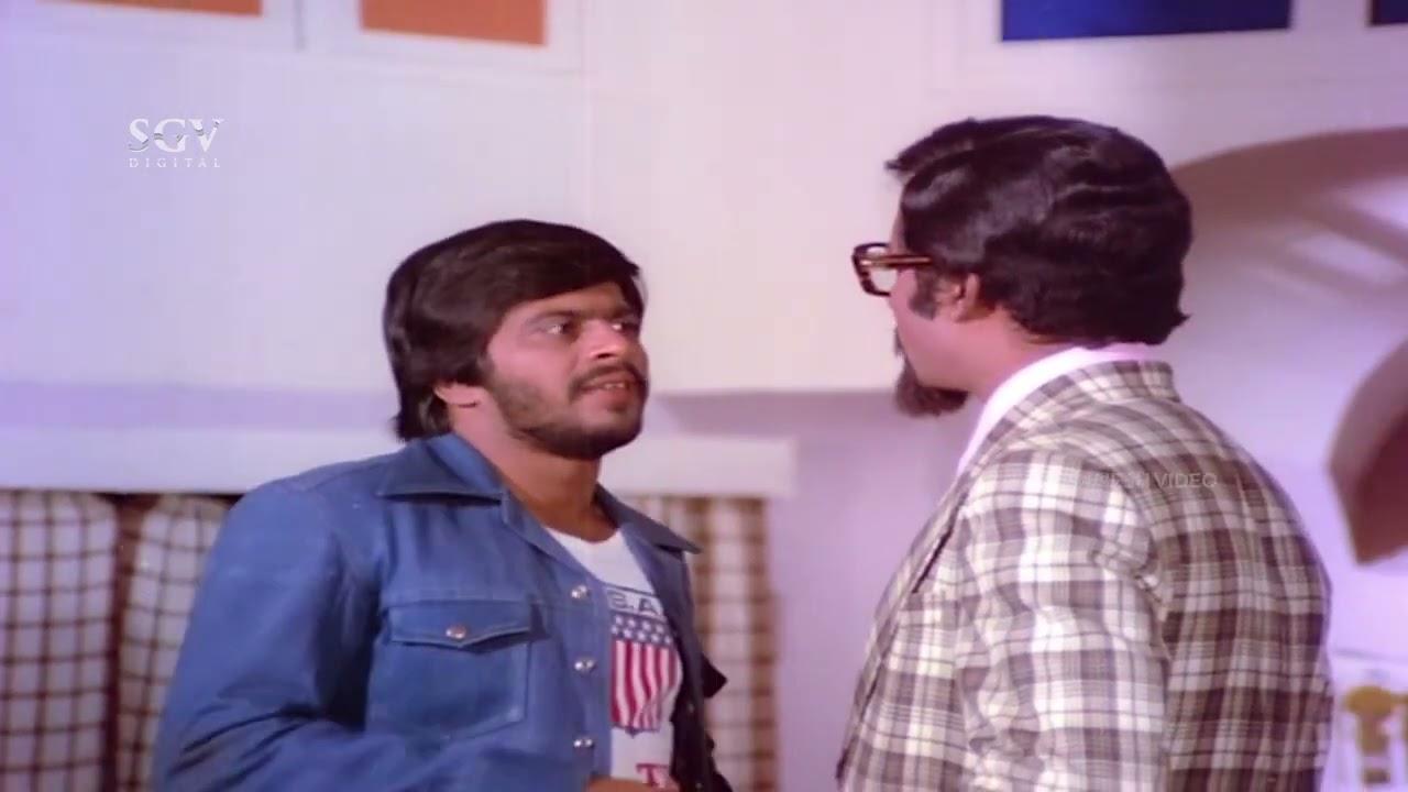 ನಾವಿಬ್ರು ನೇಣ್ ಹಾಕೋಂಡು ಸತ್ತು ಪಿಶಾಚಿಗಳಾದರೆ Jolly ಆಗಿರಕ್ಕೆ Chance ಇದೆ   Seetharamu Kannada Movie Scene