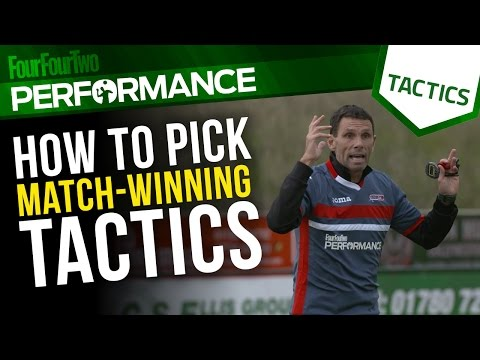 How to organise your team | Gus Poyet | Football tactics