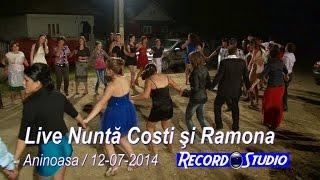 Autentic din Tg. Carbunesti | LIVE UNGURICA | Nunta Costi & Ramona 12-07-2014