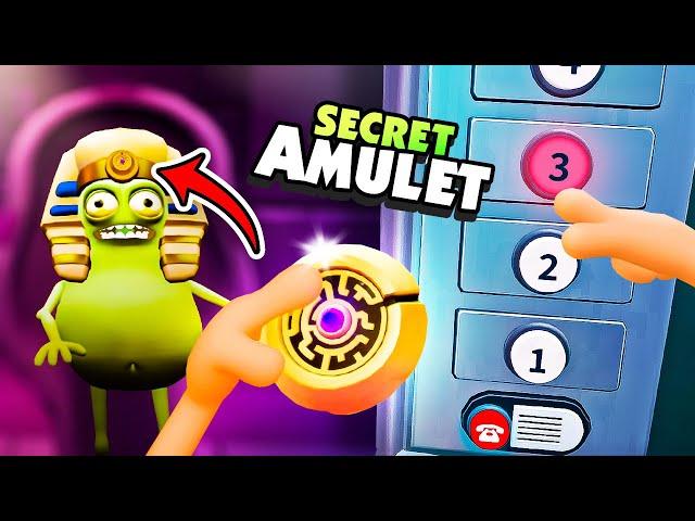 I Stole The Mummie's SECRET GOLD AMULET - Floor Plan 2 VR