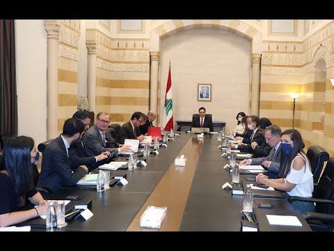 الأمين: الوزراء المستقيلين من الحكومة اللبنانية قفزوا من السفينة قبل ان تغرق  - نشر قبل 2 ساعة