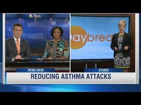Vitamin D Reducing Asthma Attacks