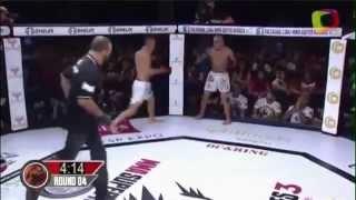 THOMAS DE ALMEIDA'S ROAD TO UFC