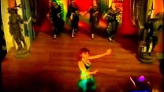 madlen tabar  dancing singing franko phone english arabic by ammar el shareyeditted