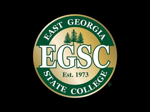EGSC Spring 2017 Commencement Ceremony