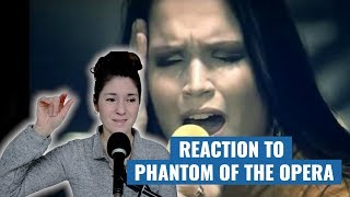 "Vocal Coach Reacts to Nightwish ""Phantom of the Opera"" Tarja"