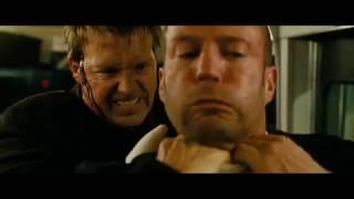 Сцены боев из фильма Механик / (2010)