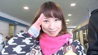 広島の赤い彗星・新田有里が3日目1Rをまくり一撃で快勝!スタート力...