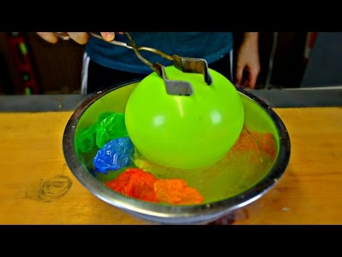What Happens If You Freeze Balloons
