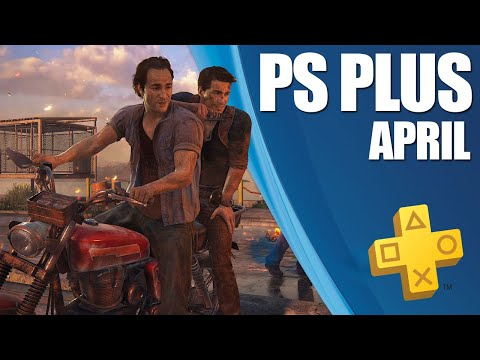 PlayStation Plus Monthly Games - April 2020