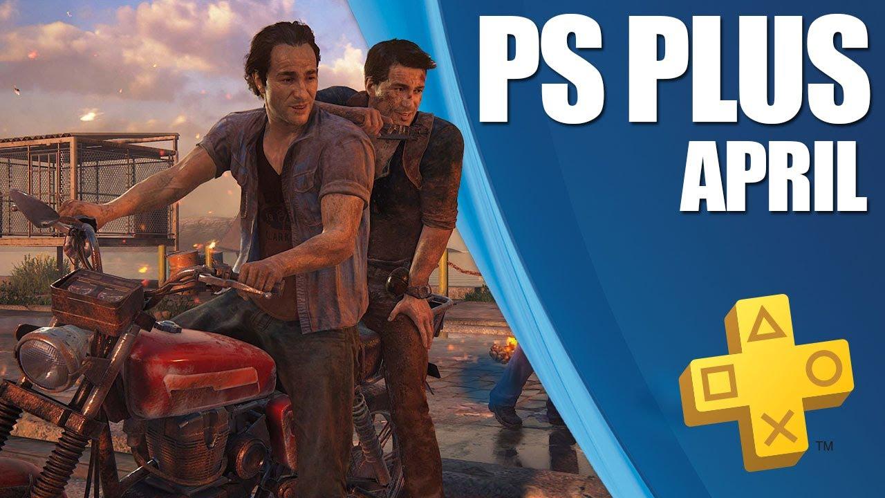 april free playstation plus games ps4