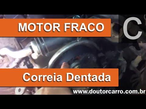 Dr CARRO MOTOR FRACO - Culpa da Correia Dentada
