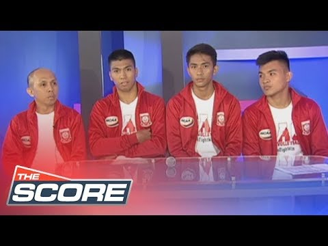 The Score: EAC's preparation for the NCAA 93 Men's Beach Volleyball