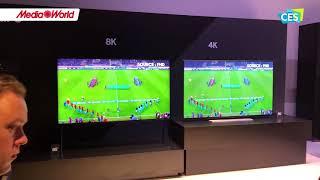 CES 2018 - Ecco i nuovi TV Samsung 2018