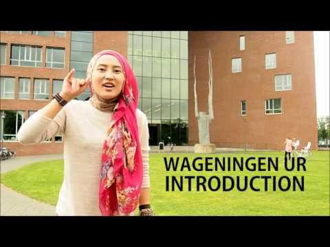 WUR Intro 1 - Wageningen University