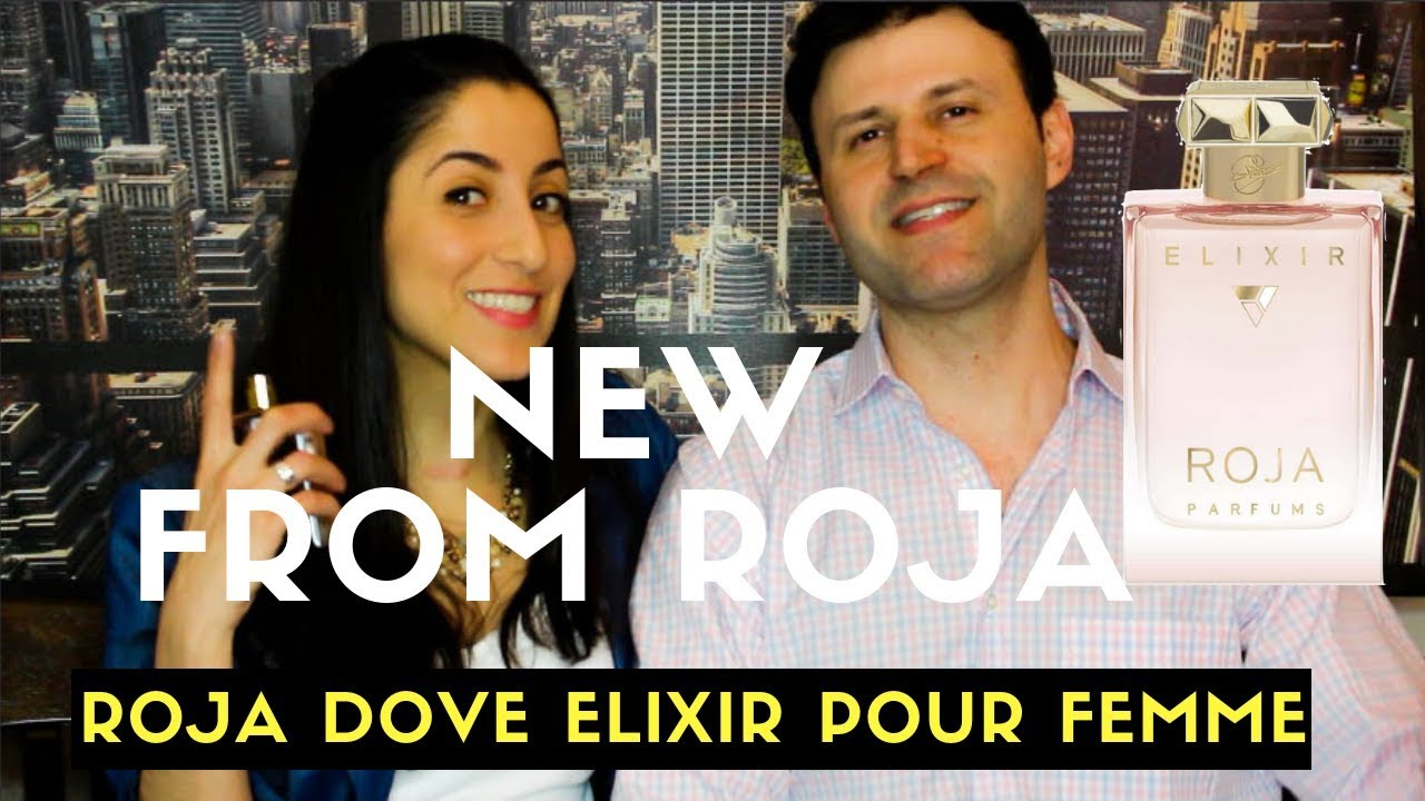 New Roja Parfums Elixir Pour Femme Review Max Forti Special
