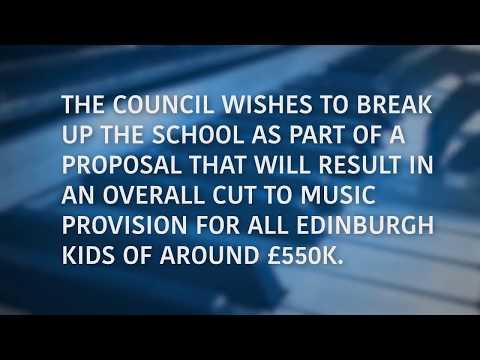 Save The City of Edinburgh Music School