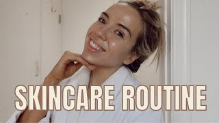 morning skincare routine ft versed (: