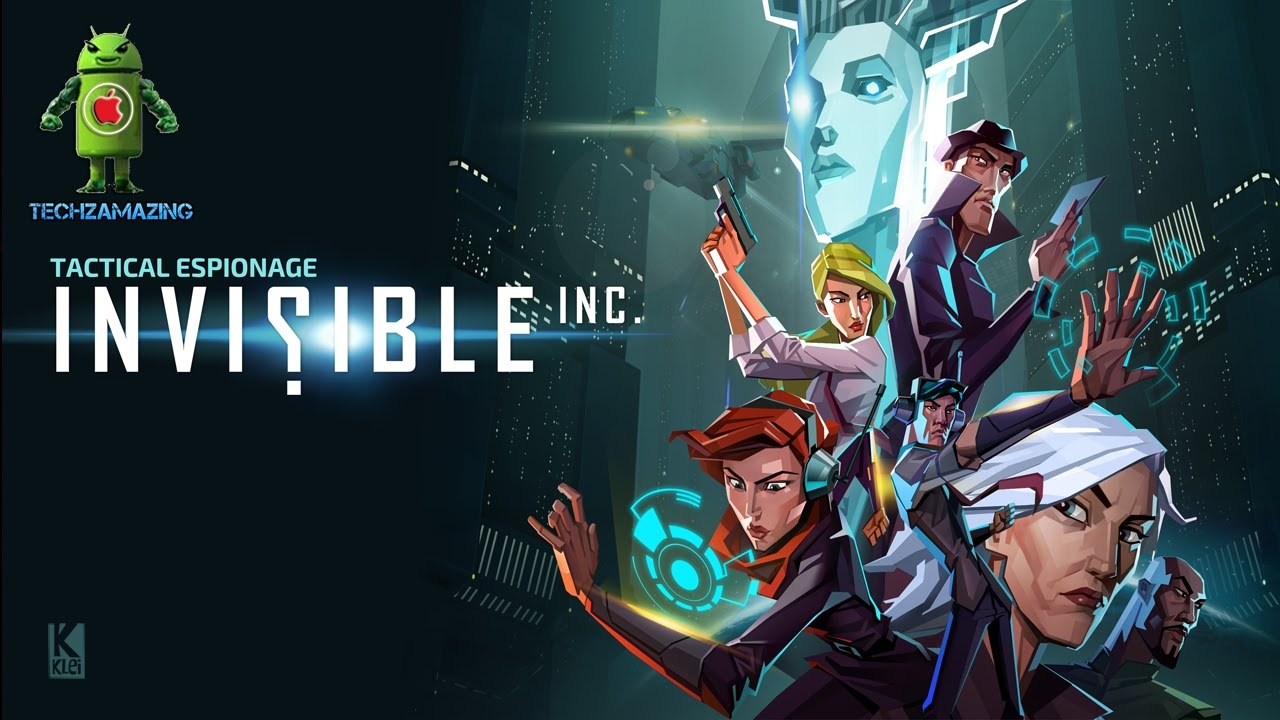 INVISIBLE INC iOS / iPad Gameplay HD