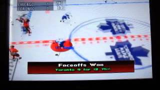 NHL Breakaway 99 For The Nintendo 64