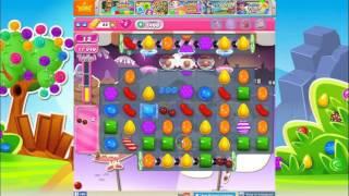 Candy Crush Saga Level 1400 (No Boosters)