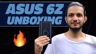 Asus 6Z Unboxing - Design, Flippable Camera, and Key Specs