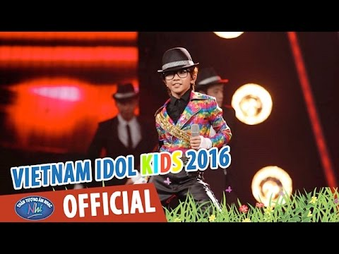 VIETNAM IDOL KIDS 2016 - LK BEAT IT & THEY DONT CARE ABOUT US - THIÊN TÙNG