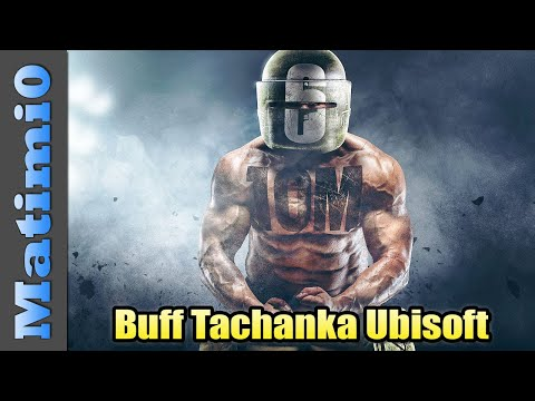 Buff Tachanka Already - Rainbow Six Siege