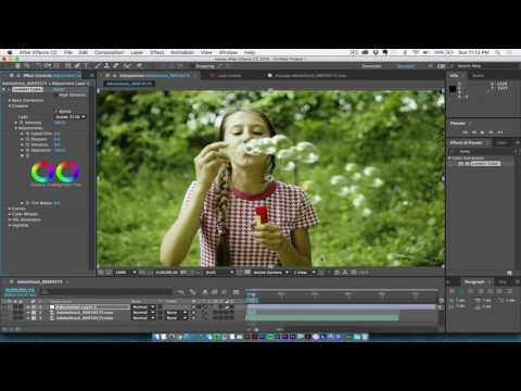 Cinemagraphs in After Effects and Photoshop