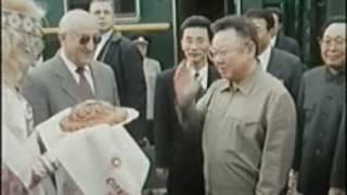 Kim Jong Il in Russia 1