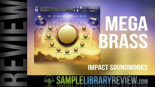 Review:  Mega Brass by Impact Soundworks