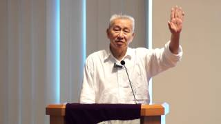 Dr. Thein Htay - Two types of Eternal Life (& Salvation)