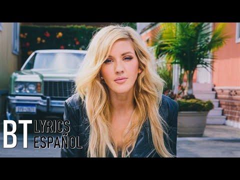 Calvin Harris - Outside ft. Ellie Goulding (Lyrics + Español) Video Official