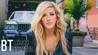 Calvin Harris - Outside ft. Ellie Goulding (Lyrics + Español) Video Official Video