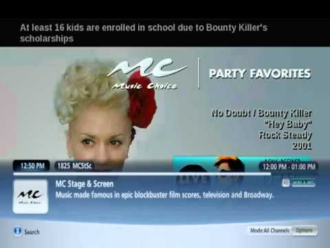 FiOS Ultimate Cable Channel Surfing Scan—New York City TV (Part 3: Ch. 1799--1845 [Music Choice])