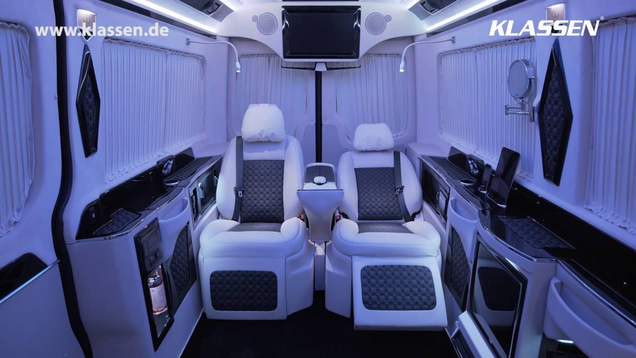 KLASSEN ® Mercedes - Benz Sprinter VIP Business VAN