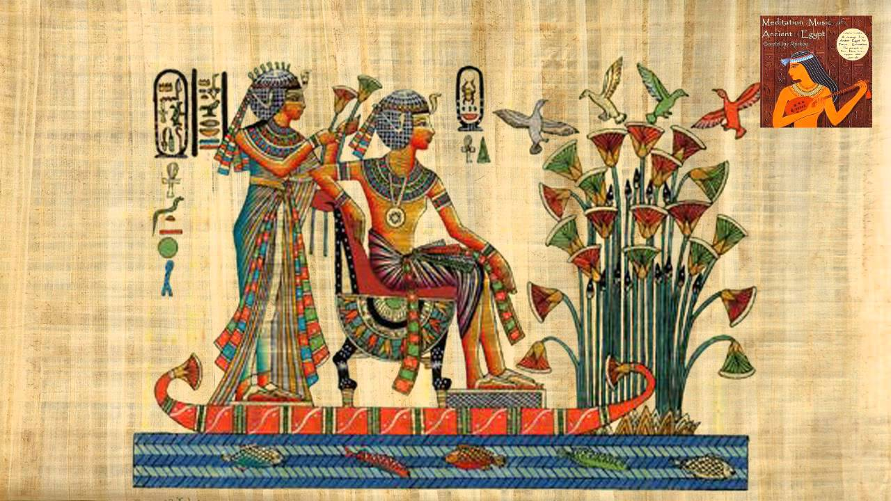 Meditation Music Of Ancient Egypt]- Entering the Eternal Now ...