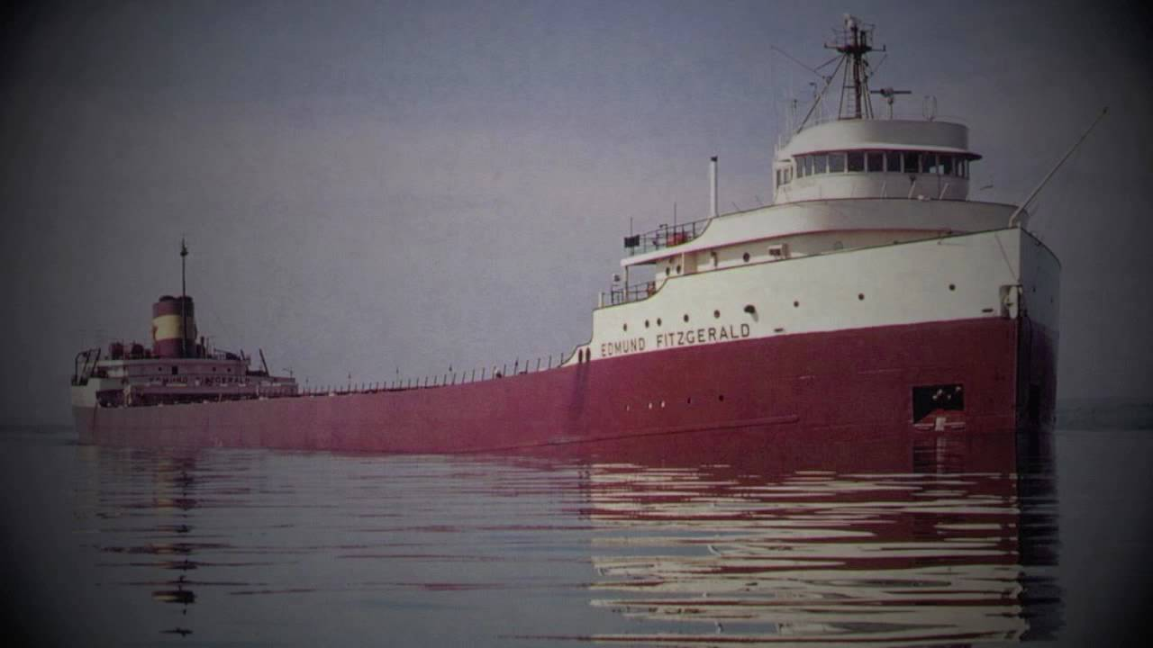 THE WRECK OF THE EDMUND FITZGERALD Chords - Gordon ...