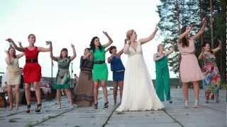 Лучший свадебный танец Nosa (Ai Se Eu Te Pego)(девчонки зажигают!, 2012-06-25T11:13:00.000Z)